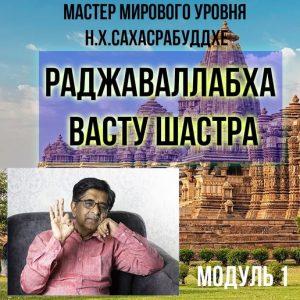 """""""Раджаваллабха Васту Шастра"""" - курс Н.Х.Сахасрабуддхе"""