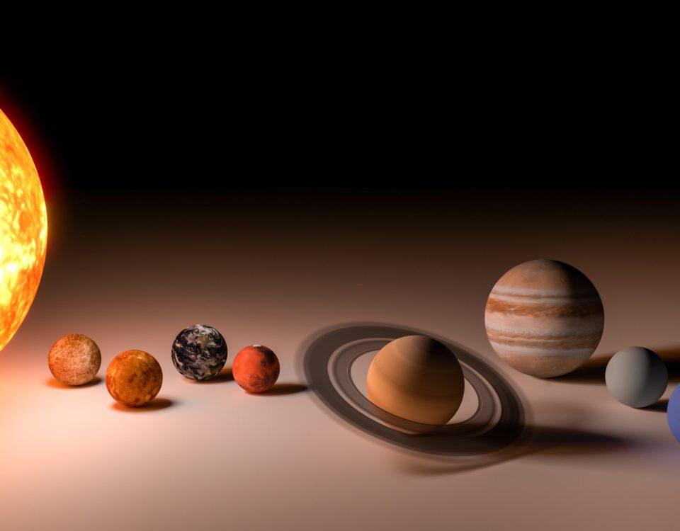 Планеты - управители дней недели